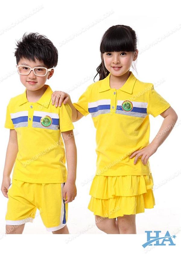 Đồng phục mầm non Thảo Nguyên