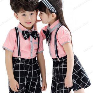 Đồng phục mầm non Việt Pháp