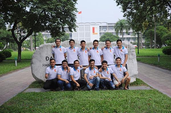 áo phông đồng phục họp lớp