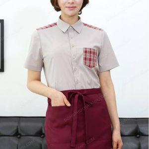 Đồng phục nhà hàng 12