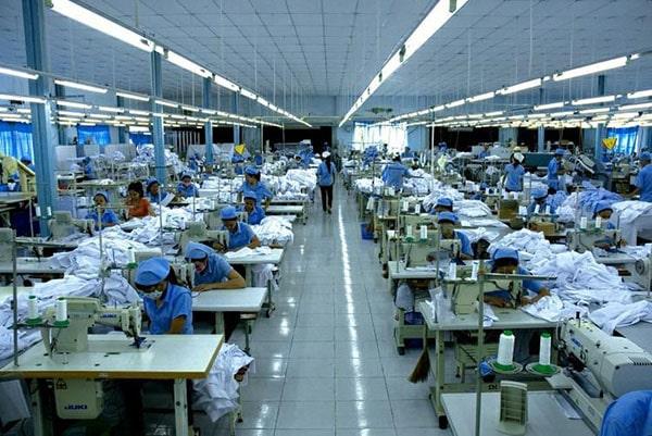 xưởng may áo thun đồng phục tại Tp. Hồ Chí Minh