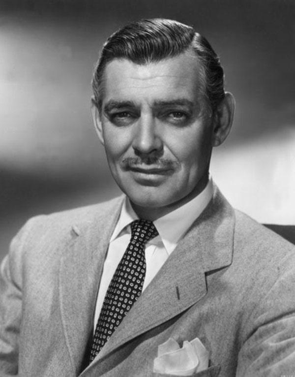 Diễn viên Clark Gable