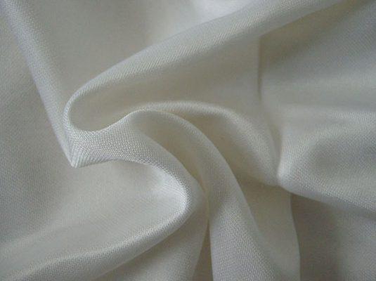 Chất liệu vải màu trắng