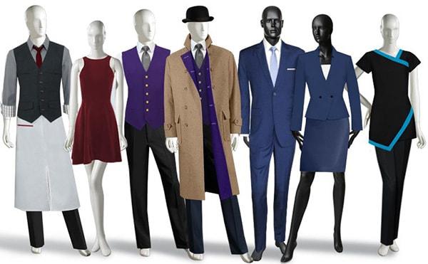 các loại bộ đồ đồng phục công sở
