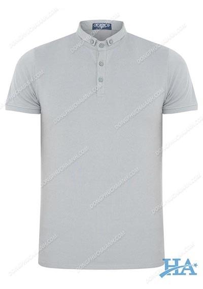 Mẫu áo thun đồng phục công ty đẹp 01