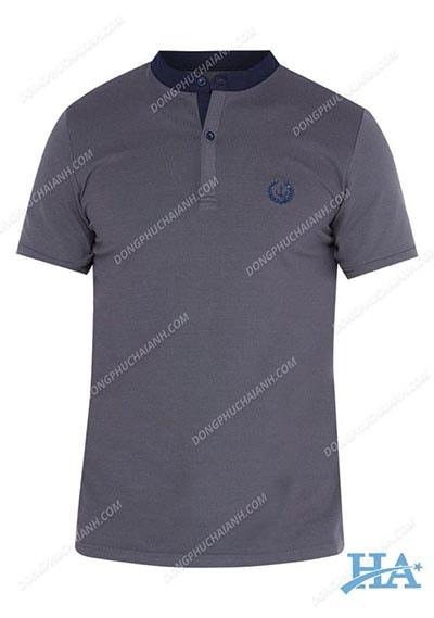 Mẫu áo thun đồng phục công ty đẹp 02