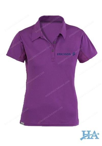 Mẫu áo thun đồng phục công ty đẹp 03