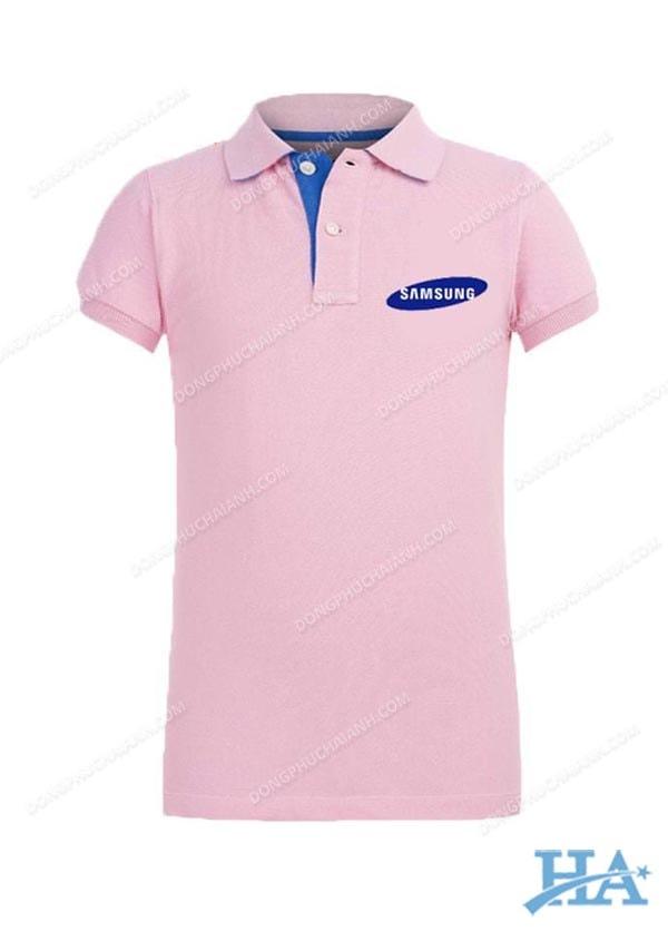 Mẫu áo thun đồng phục công ty đẹp 04