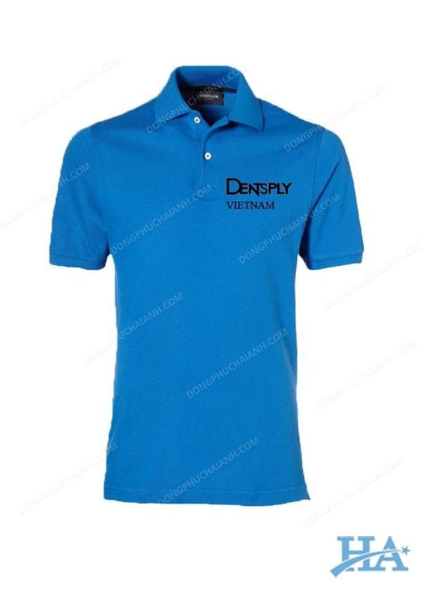 Mẫu áo thun đồng phục công ty đẹp 06
