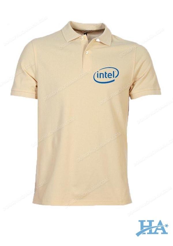 Mẫu áo thun đồng phục công ty đẹp 08