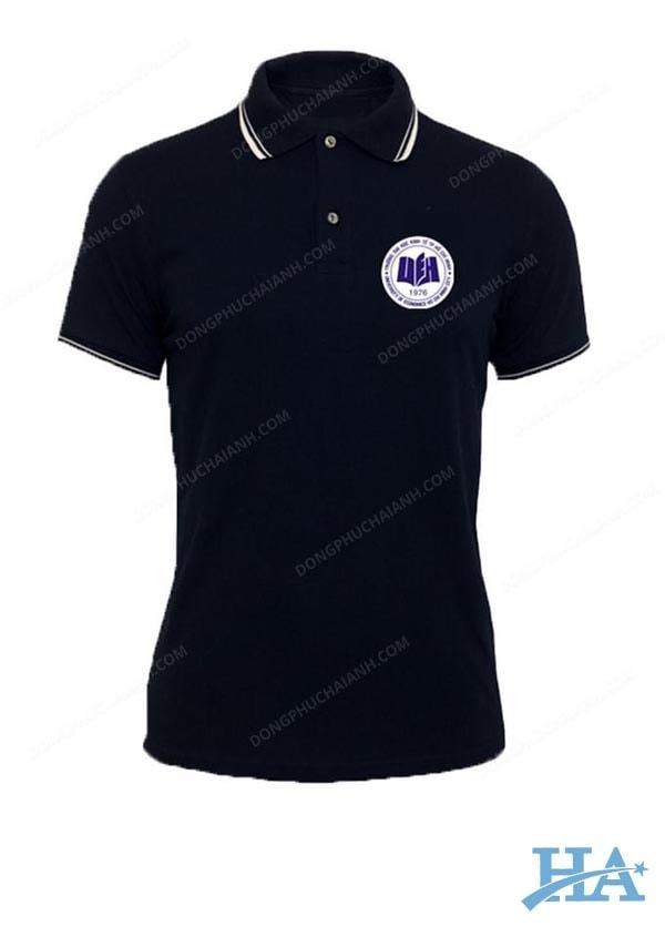 Mẫu áo thun đồng phục công ty đẹp 09