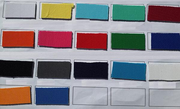 Chất liệu vải thun cá sấu trong may áo thun đồng phục cao cấp.