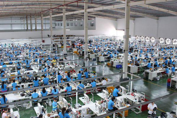 Địa chỉ xưởng may uuy tín chất lượng nhất tại Hà Nội.