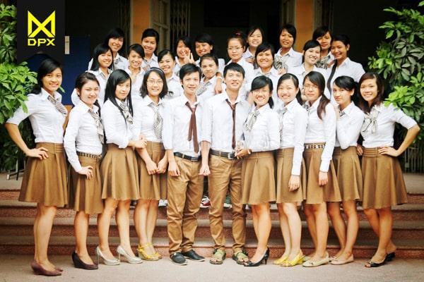 Đồng phục Xinh - Xưởng may áo thun đồng phục đẹp