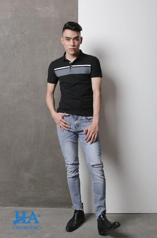 Áo phông nam cao cấp hiện nay ngày càng có thêm nhiều mẫu mã, kiểu dáng cho các bạn lựa chọn.