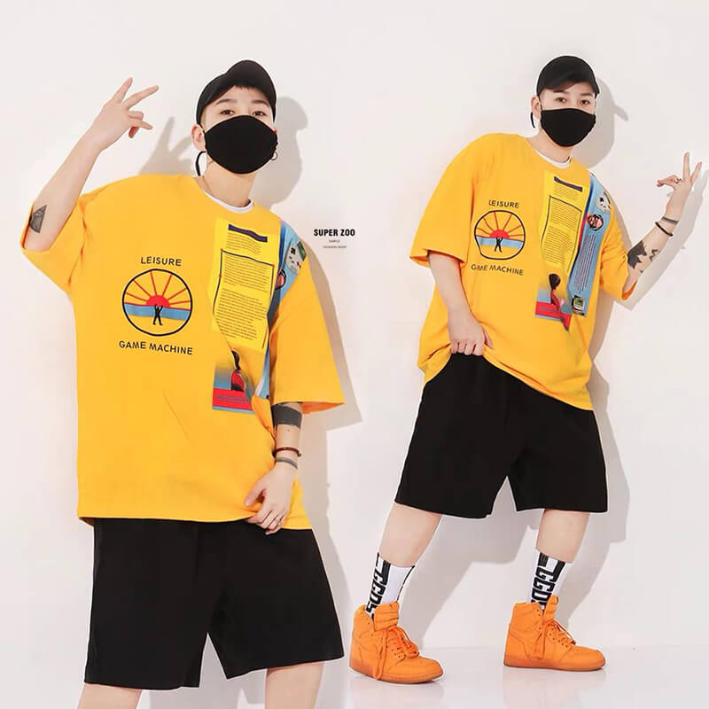 Mẫu áo thun Unisex đang chiếm sóng trên thị trường và ngày càng có tầm ảnh hưởng trong giới trẻ,