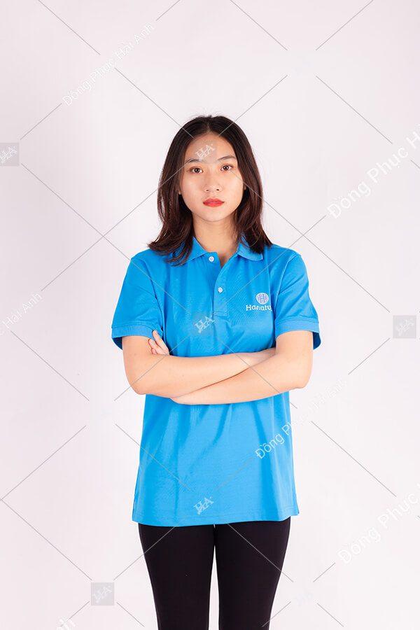 Đồng phục công ty Hanatural