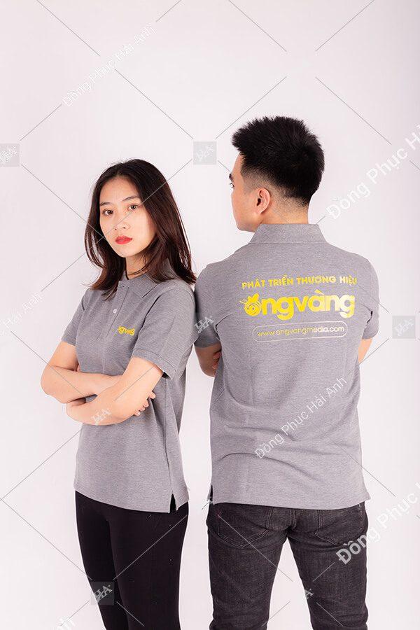 Đồng phục công ty Ong Vàng