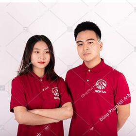 Đồng phục công ty AIA Sơn La 01