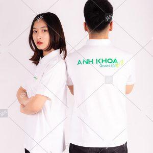 Đồng phục công ty Anh Khoa 01