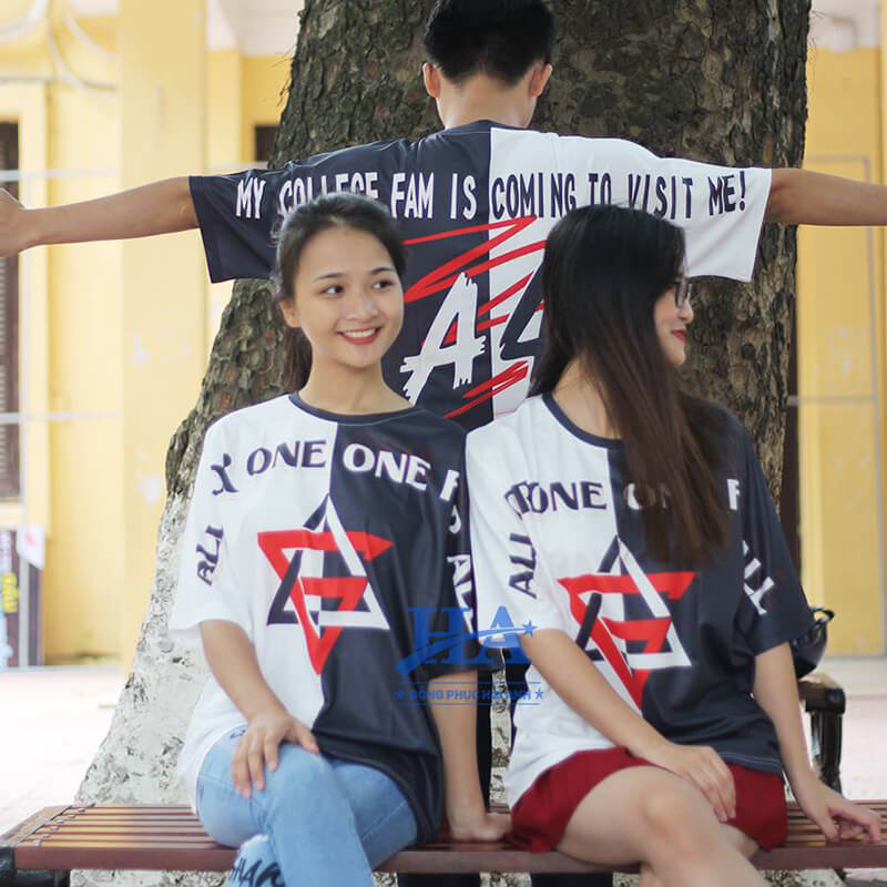 Áo lớp Fly-Z đang là items hot được các bạn học sinh yêu thích trong thời gian gần đây