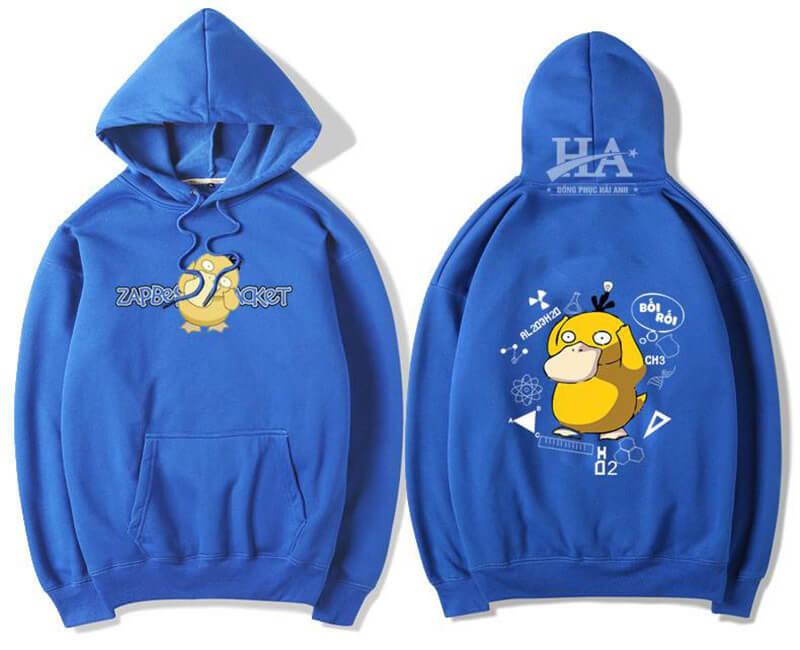 Mẫu áo lớp Hoodie 04