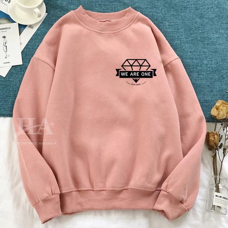 Mẫu áo lớp sweater đẹp 01