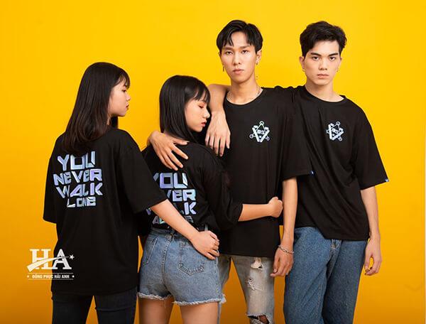 Áo lớp Hàn Quốc mới lạ, trẻ trung