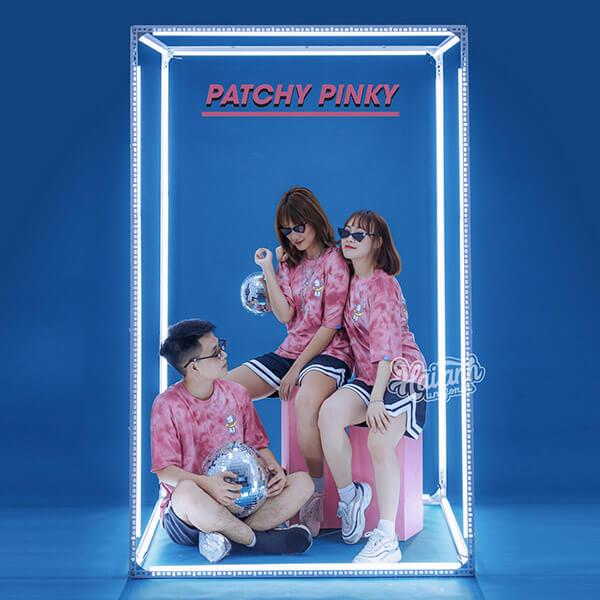 Áo lớp Patchy- mẫu thiết kế áo lớp đẹp hot nhất mùa hè này bạn không thể bỏ qua