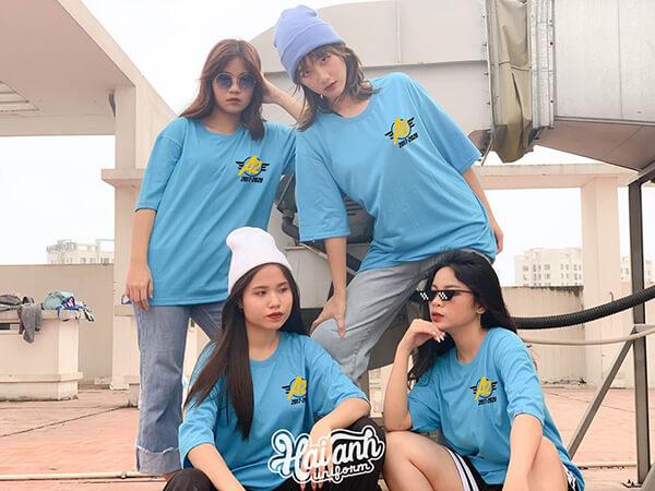 Đồng phục Hải Anh - Địa chỉ làm áo lớp đẹp giá rẻ tại Quảng Namv