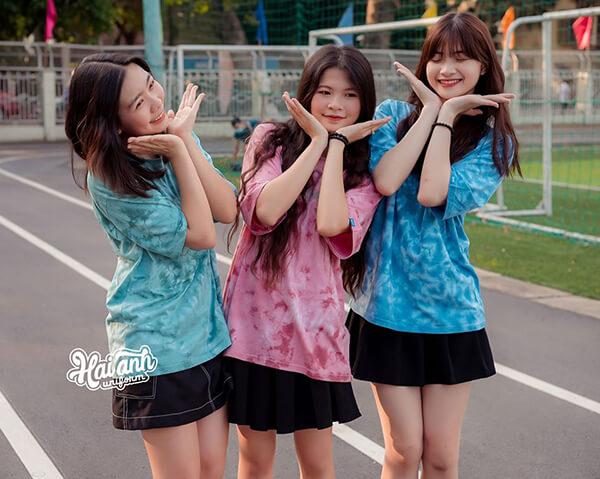 Hải Anh Uniform là địa chỉ làm áo đồng phục lớp đẹp giá rẻ tại Bình Thuận đã có hơn 10 năm kinh nghiệm.