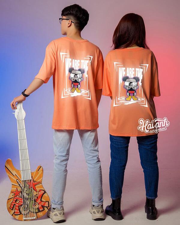 Hải Anh là địa chỉ làm áo lớp giá rẻ tại Tây Ninh luôn mang tới cho khách hàng những sản phẩm chất lượng, độc đáo nhất.