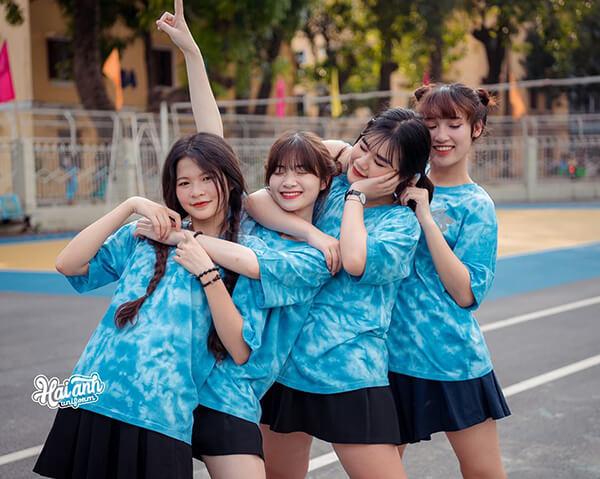 Địa chỉ làm áo lớp ở Hà Tĩnh với nhiều mẫu áo lớp đẹp – độc – chất nhất trên thị trường.