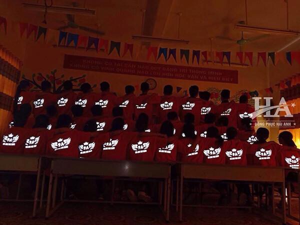 Làm áo lớp phản quang tại Bắc Ninh