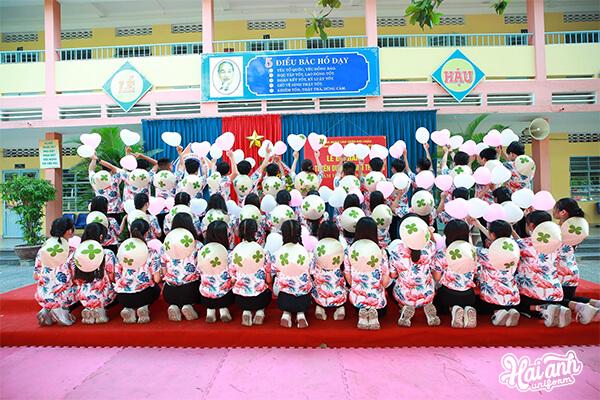 Hải Anh Uniform luôn được khách hàng tin tưởng lựa chọn khi có nhu cầu đặt làm áo đồng phục lớp tại Phú Yên.
