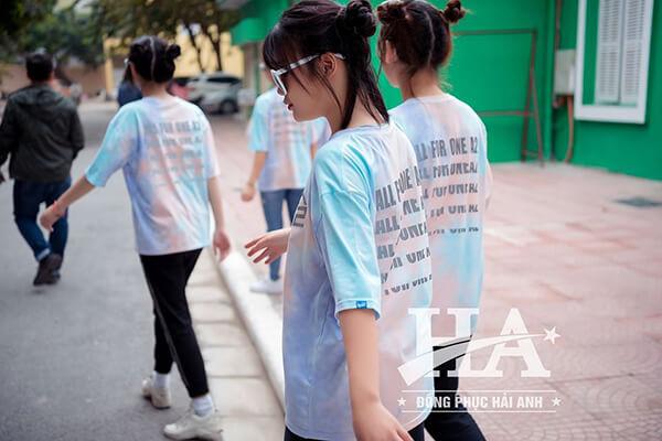 Dịch vụ làm áo lớp đẹp giá rẻ tại Thái Nguyên của Hải Anh Uniform cam kết chất lượng sản phẩm và dịch vụ tốt nhất dành cho khách hàng.
